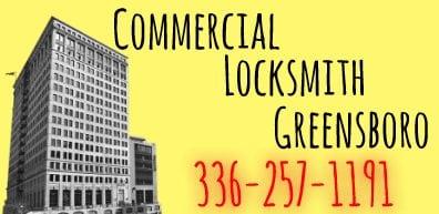 Commercial-Locksmith-Greensboro