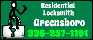 Greensboro-Residential-Locksmith