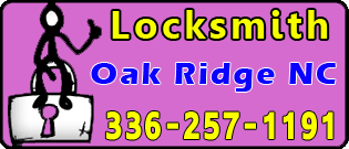 Locksmith-Oak-Ridge-NC
