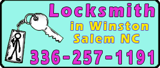 Locksmith Winston Salem, NC 336-257-1191