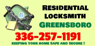 Residential-Locksmith-Greensboro